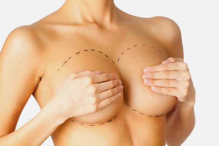 Увеличение грудных желез последствия