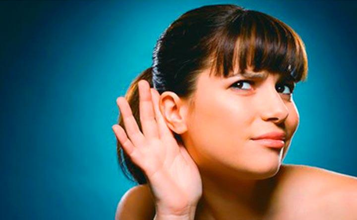Поражение органов слуха - один из признаков искривления носовой перегородки