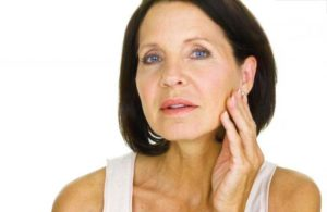 Дряблость о обезвоживание кожи - показатель для биоревитализации