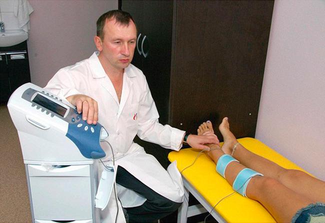 Физиотерапивтические методы