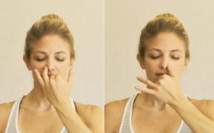 Гимнастика для носа