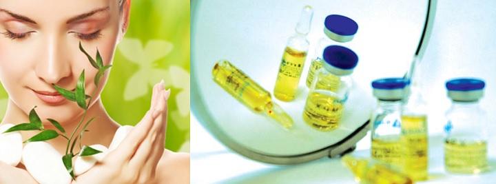 Гомеопатия в мезотерапии