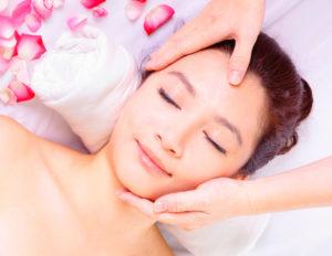 Китайский омолаживающий массаж