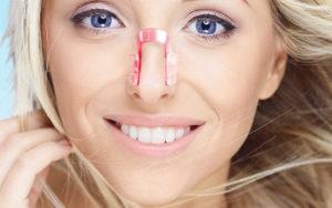 Клипса для выравнивания носа