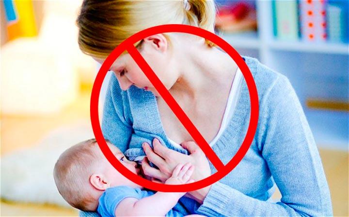 Кормление ребенка - одно из противопоказаний к татуажу губ