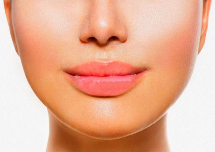Контурная пластика губ гиалуроной кислотой: фото до и после