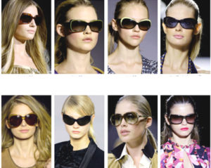 Дамы в очках