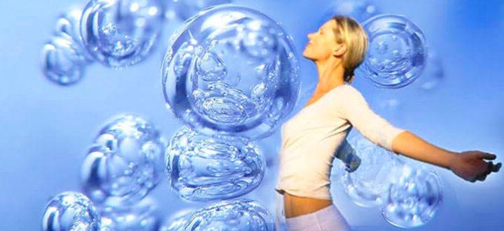 Озонотерапия для лица и волос