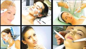 Процесс микротоковой терапии