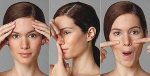 Упражнения для изменения формы носа