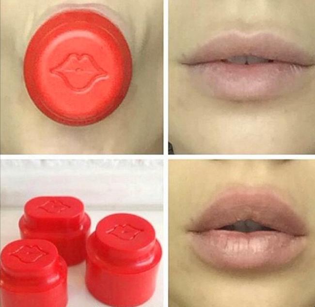 Коррекция губ пламбером