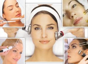 Воздействие микротоков на кожу лица