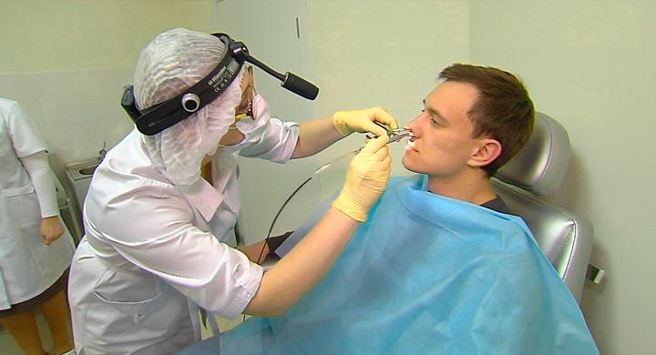 Лор-операция носа