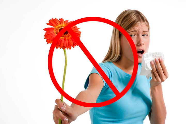 Запрещено вводить инъекции против мешков под глазами аллергикам