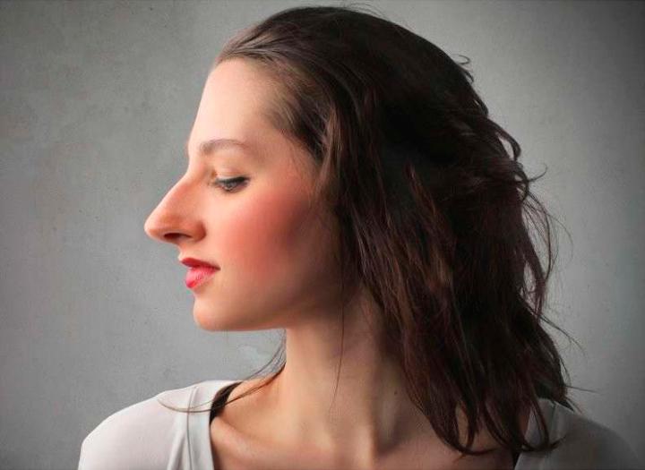 Слишком длинный нос