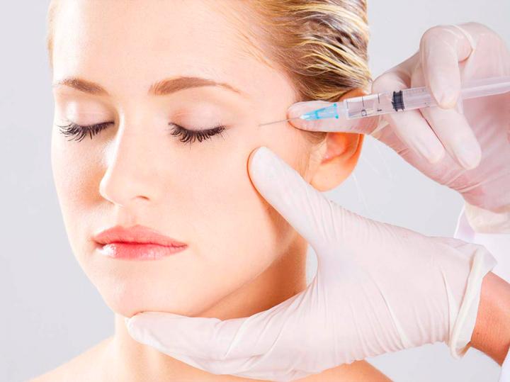 Инъекционные процедуры для кожи лица
