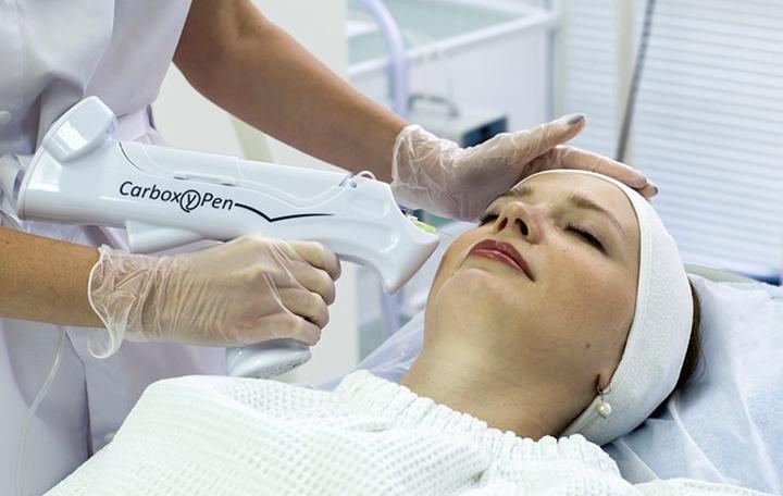 Инъекционная карбокситерапия