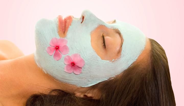 Ланолиновая маска для кожи лица