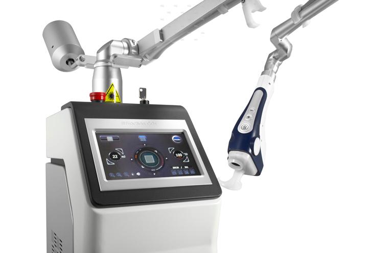 Аппарат для лазерного пилинга
