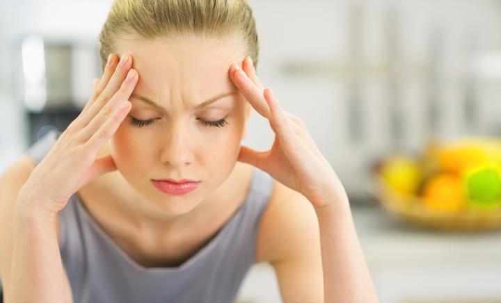 После ботокса возможна мигрень
