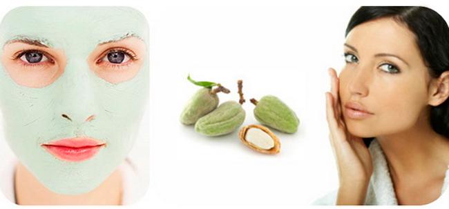 Миндальный пилинг кожи лица