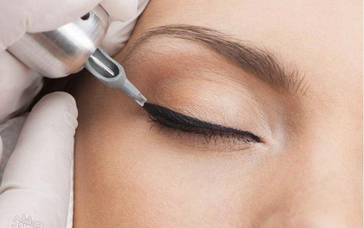 Татуаж глаз с теневой растушевкой: техника выполнения, фото, отзывы