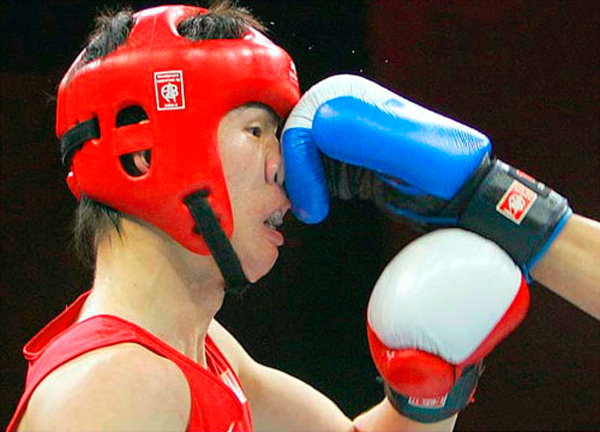 Спортивная травма носа