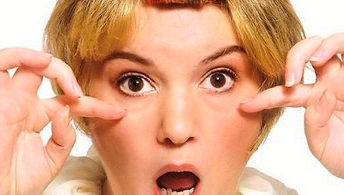 Стресс- одна из причин мешков под глазами