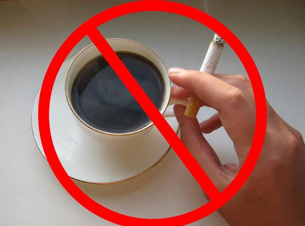 Нельзя применять кофеин после микротоковой терапии