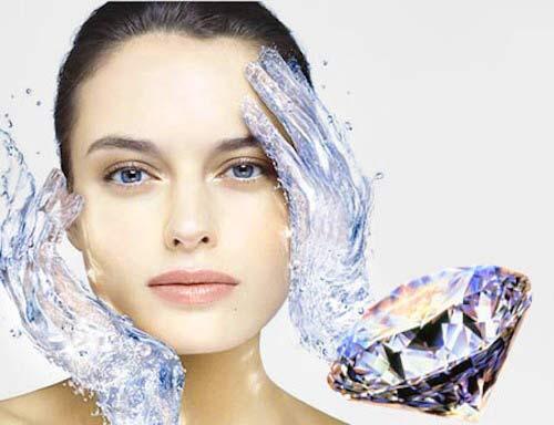 Что такое алмазный пилинг
