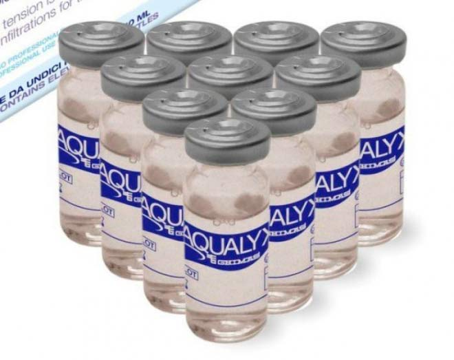 Флаконы препарата Акваликс
