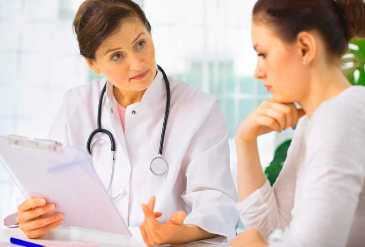 Консультация врача перед блефаропластикой