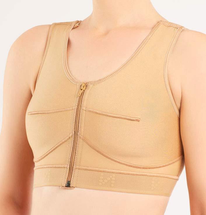 Корректирующее белье после операции по подтяжке груди