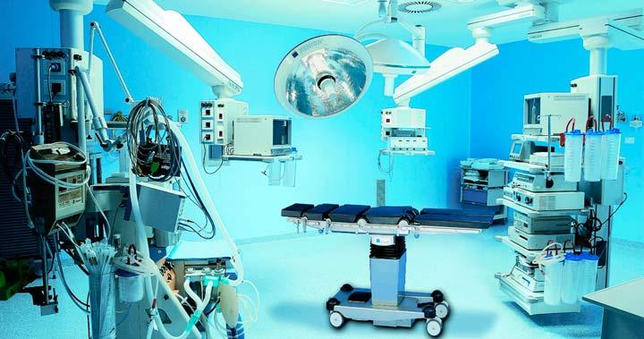 Технические нюансы - медицинское оборудование