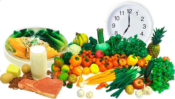 Правильное питание - залог здоровой кожи без растяжек