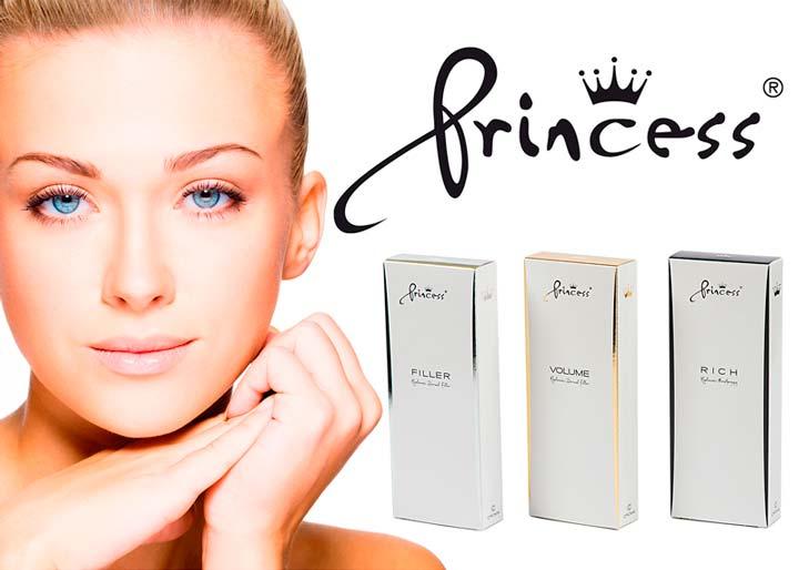Филлеры Принцесс