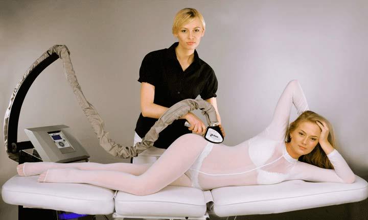 Вакуумно-роликовый массаж b-flexy