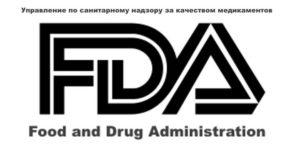 Логотип ФДА