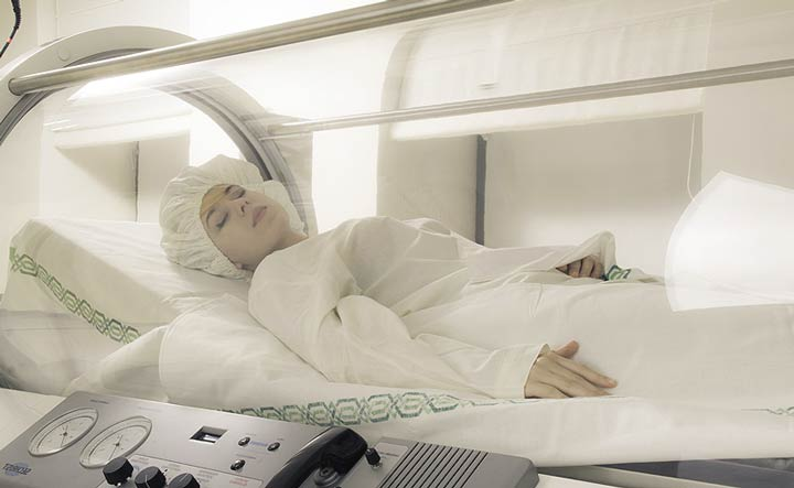Барокамера для озонотерапии