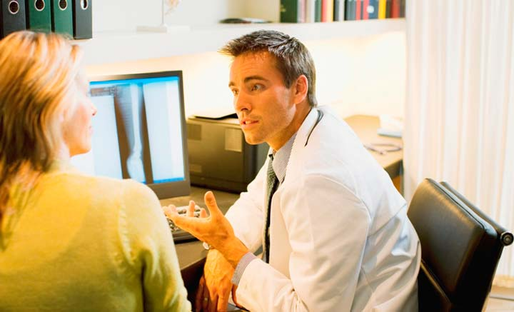 Консультация у врачей