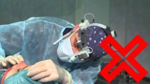 Противопоказана операция на нос