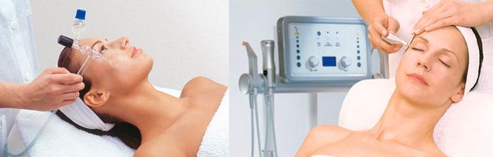 мезотерапия кислородной струей