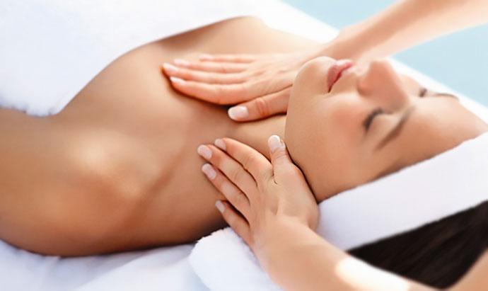 Техника криомассажа груди