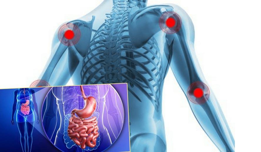 Воспеление суставов или внутренних органов