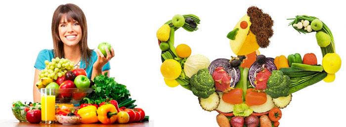 Продукты для здоровго питания
