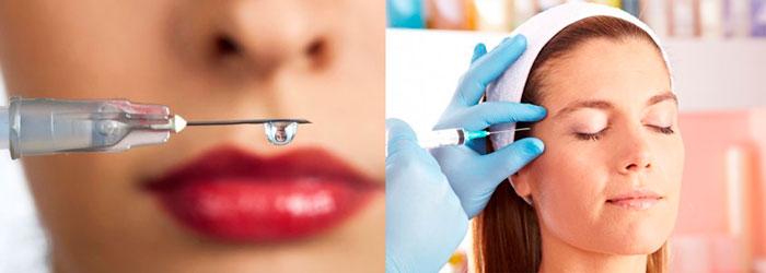 Этапы ввода инъекций под кожу