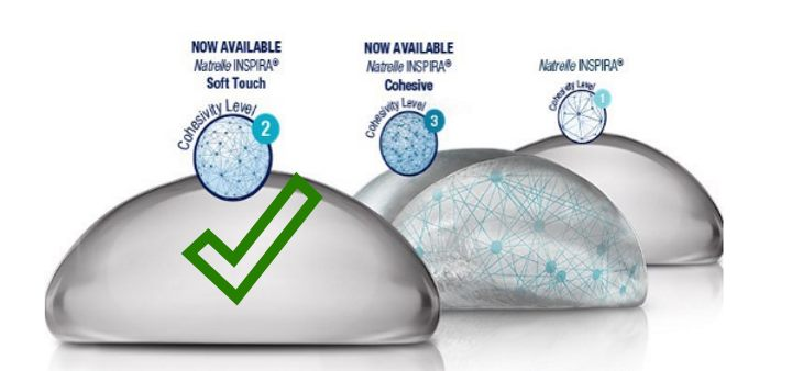 Софттач гель для имплантов маммопластики
