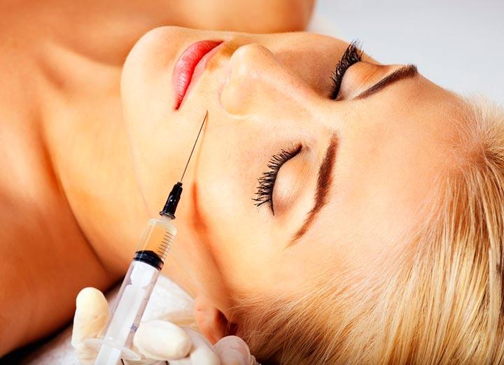 Инъекции для омоложения кожи лица
