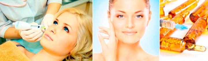 Виды гелей для кожи лица