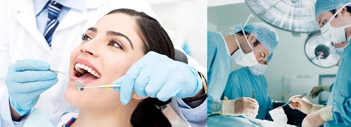 Стомотолигия и хирургия